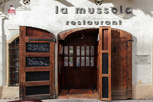 La Mussola