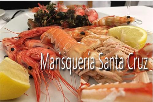 Marisqueria Santa Cruz