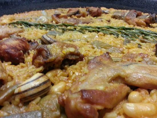 La cocina de mercado de los restaurantes valencianos for Cocina valenciana